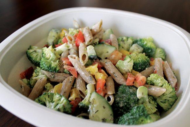 Bowl of Market Fresh Pasta Salad