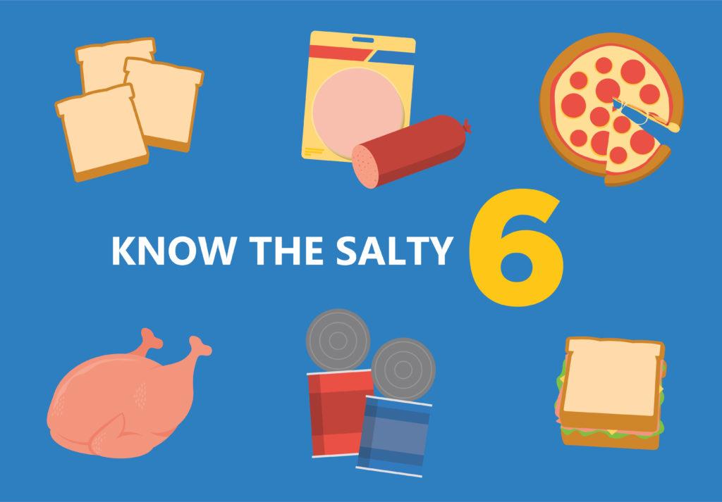 Salty 6
