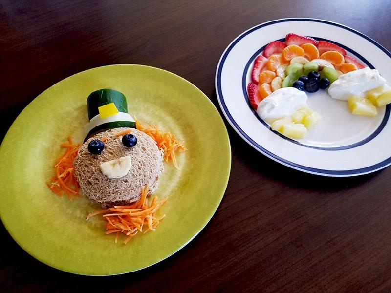 ONIE's St. Patrick's Day Snacks for Kids