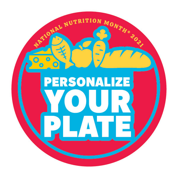 Personalize Your Plate